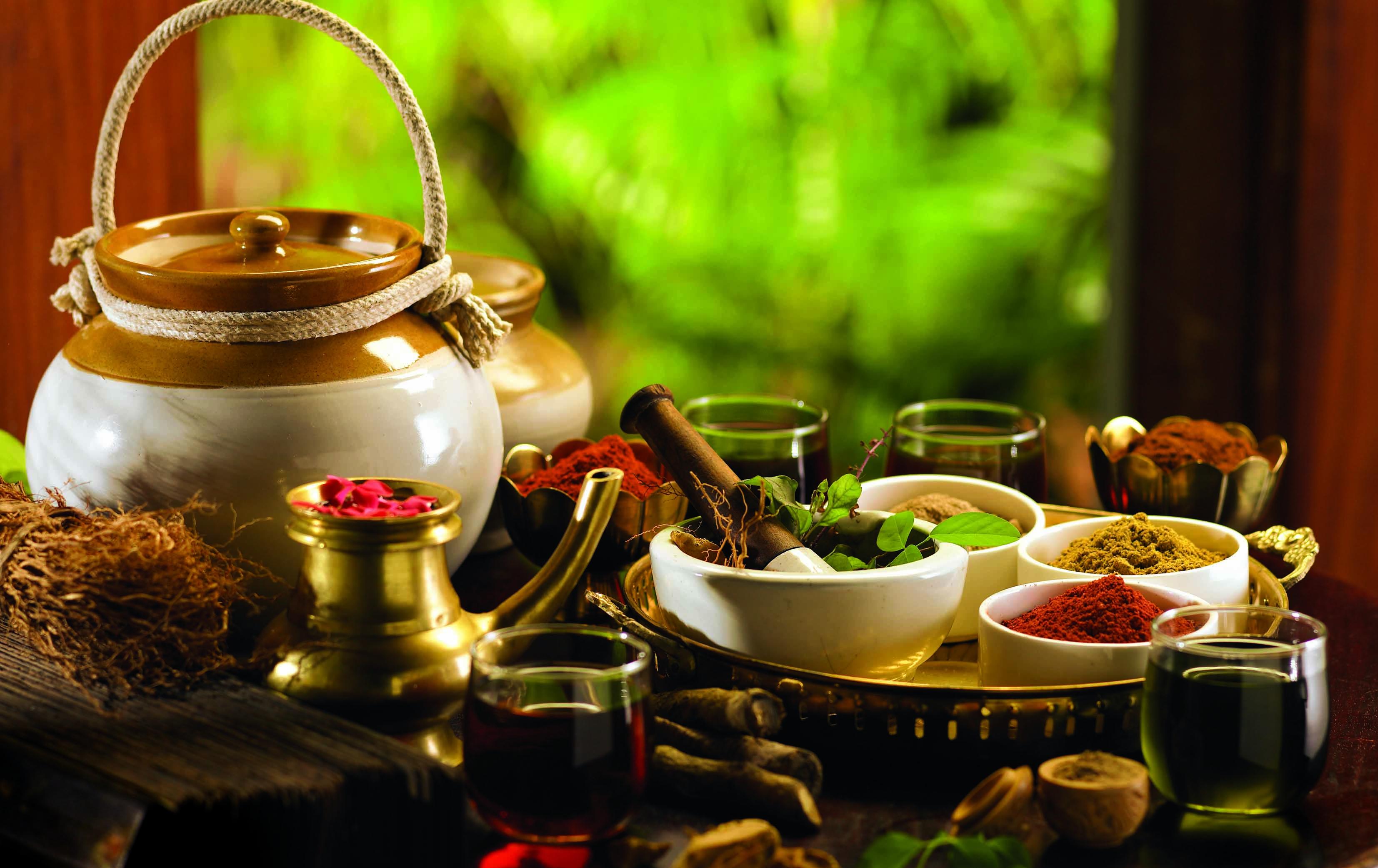 Ayurveda Herbology