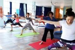 yogic practice